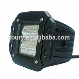 UniversalHigh Qu18w Square 9 LED卡车工程